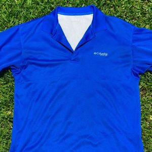 Columbia PFG Polo Shirt